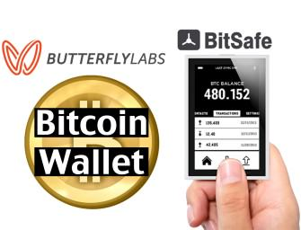 ButterflyLabs: Final Development for a Physical Bitcoin Wallet