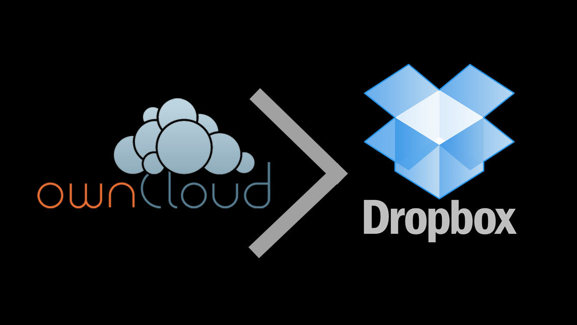 Why I Dropped Dropbox and got OwnCloud