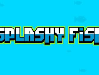 Is Splashy Fish the new Flappy Bird?