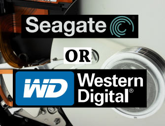 Who is Better: Seagate or Western Digital?