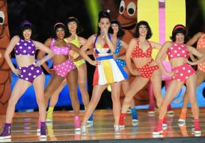 Katy Perry Halftime Show