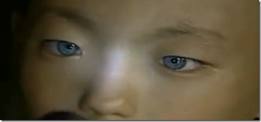 Real Life X-Man? Chinese Boy Born with Glowing Eyes, Has Night Vision.