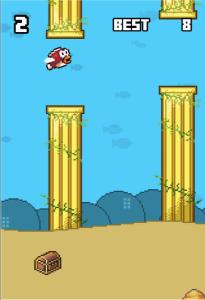 SplashyFishScreenshot