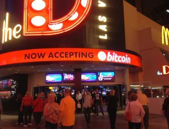 Las Vegas Casinos Start Accepting Bitcoin