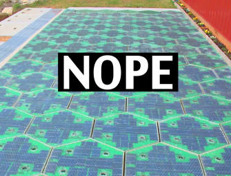 6 Reasons Solar Panel Roads Will Not Happen Soon