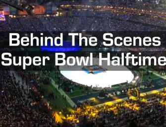Behind the Scenes of the 2015 Super Bowl Halftime Show