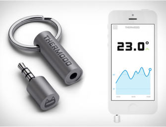 Thermodo: A Tiny Plug-in Thermometer for Your Phone