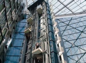ThyssenKrupp TWIN Elevator System