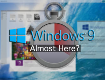 Why Microsoft Should Be in a Hurry for Windows 9